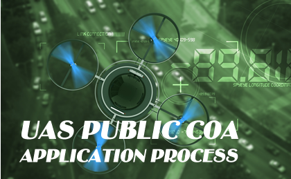 UAS Public COA Application Process